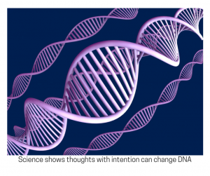 Your thoughts can change your DNA (1)